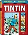 Tintin - 3 aventures - Vol. 3 : Le Secret de la Licorne + Le Trésor de Rackham le Rouge + Le Crabe aux pinces d'or [Combo Blu-ray + DVD]