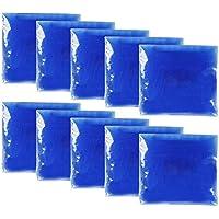 COM-FOUR® 10x Mehrfach-Kompresse kalt und warm 13 x 14,5 cm - Mikrowellen geeignet preisvergleich bei billige-tabletten.eu