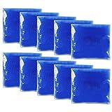 COM-FOUR® 10x Mehrfach-Kompresse kalt und warm 13 x 14
