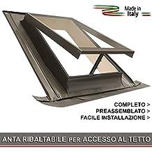 Lucernario per tetto for Finestre velux amazon