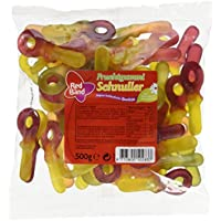 Red Band Fruchtgummi Schnuller, 12er Pack (12 x 500 g Beutel)