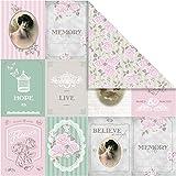 Vivi Gade Design Decoupage-256855teiliges Design Papier, mehrfarbig