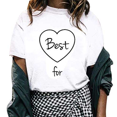 Tops 18white Women Blouse Size Sexy Lazzboy 18 Plus 3xl O 6 Oversized T Ladies Printed Short Sleeve Neck Shirt Nvmyn0wPO8