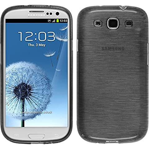 Coque en Silicone pour Samsung Galaxy S3 Neo - brushed
