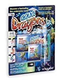Aqua Dragons - Dragón de agua Mundo Submarino Juguete Educativo, (World Alive W4004)