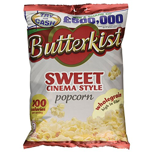 Butterkist Popcorn - Sweet Cinema (120g)