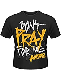 Asking Alexandria - T-Shirt Don't Pray (in S)