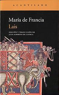 Lais par  María de Francia