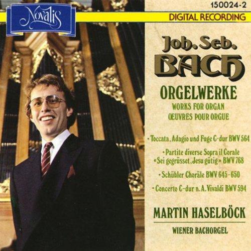 Concerto C-Dur nach Antonio Vivaldi BWV 594: Recitativ. Adagio