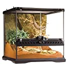 Exo Terra Glass Terrarium, Mini/ Wide
