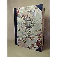 Album foto Artigianale 23 x 30-30/50 fogli - serie CARTE VARIE (B)