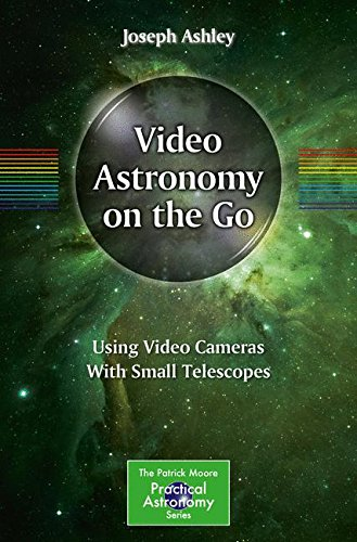 Light-serie Remote (Video Astronomy on the Go: Using Video Cameras With Small Telescopes (The Patrick Moore Practical Astronomy Series))