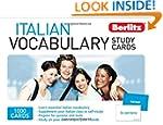 Italian Vocabulary Berlitz Study Cards