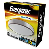 Energizer LED IP44 Indoor/Outdoor Light, 10 W, Brushed Chrome by Supreme Imports