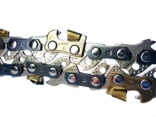 Stihl Radid Duro 3(RD3) -Cadena de carburo para motosierra, 67 eslabones, 1,6mm.