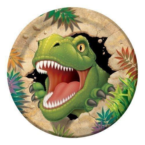 Dinosaur Party - Platos para fiesta Dinosaurios (425012)