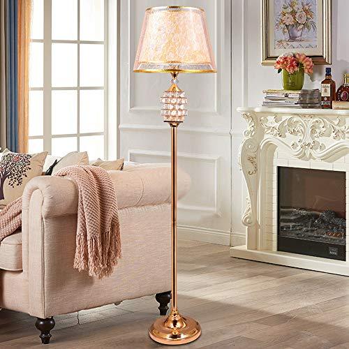 HLF- Künstliche kristall stehlampe + tischlampe/Kombination Wohnzimmer Schlafzimmer Studie leselampe/hochzeitsraum nachtlicht -