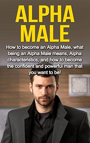 Characteristics of a confident man