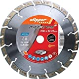 Norton Clipper 70184647723 Diamanttrennscheibe Duo Extreme+ 230x22,23mm