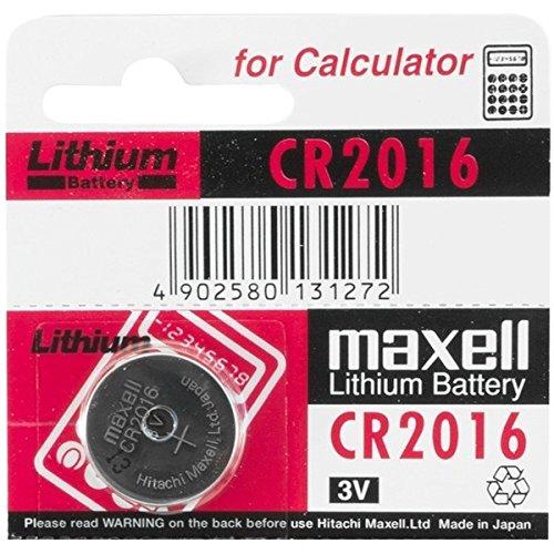 Maxell CR2016 Lithium 3 V Batterie non-ricaricabile
