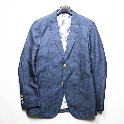 business casual business casual - anzug, anzug männer mit slim - anzüge,navy blue,52 (Button Anzug Navy)