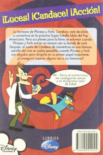 Exito fugaz - phineas y ferb (Las Aventuras Phineas Ferb)