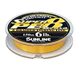 Sunline P.E Line Super PE 8 Braid Multi Purpose 150m Orange 10 lb (8861)