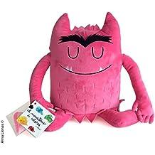 Anna Llenas - Peluche monstruo rosa (PRA)