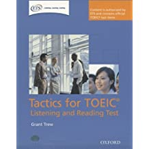 TACTICS FOR TEST OF ENGLISH FOR INTERNATIONAL COMMUNICATION: LISTENING AND READI
