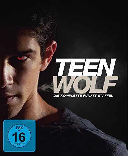 Teen Wolf - Staffel 5 [Blu-ray] (Alice Tv-serie Staffel 5)