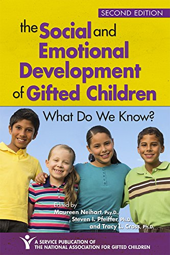 The Social and Emotional Development of Gifted Children: What Do We Know? (English Edition)