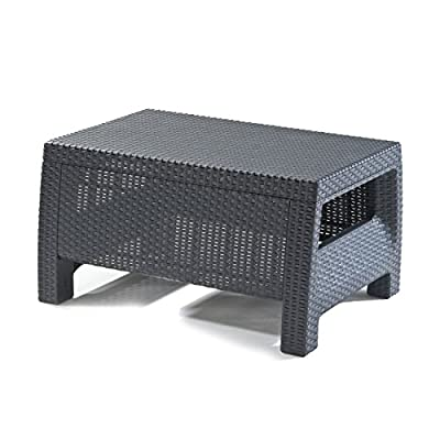 Keter Corfu Rattan Sofa Outdoor Garden Furniture produced by Keter - quick delivery from UK.