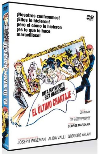 Rendezvous in Madrid / The Happy Thieves ( ) [ Spanische Import ]
