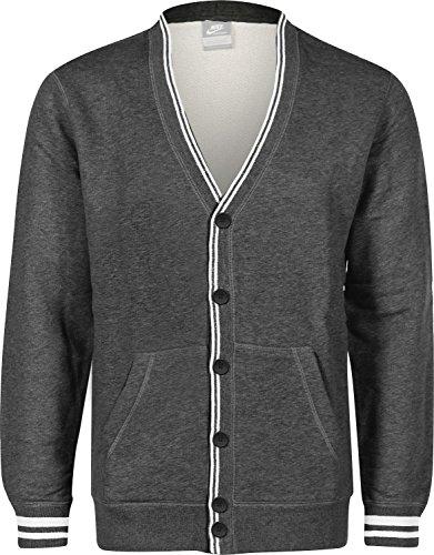 Gebraucht, Nike Cardigan Drop Back Grau (XL-Tall) gebraucht kaufen  Wird an jeden Ort in Deutschland
