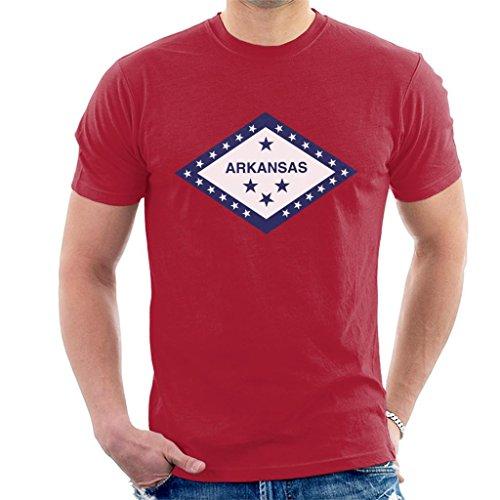 Arkansas State Flag Men's T-Shirt
