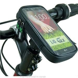 LG G2 Imperméable Vélo Bicyclette Tête support monté (sku 17950)