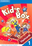 Kid's Box 1 Flashcards (Pack of 96).