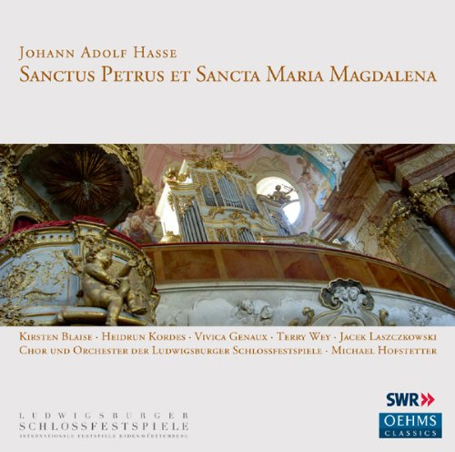 Hasse : Sanctus Petrus et Sancta Maria Magdalena