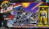 G.I. JOE vs. Rock Slide with Frostbite