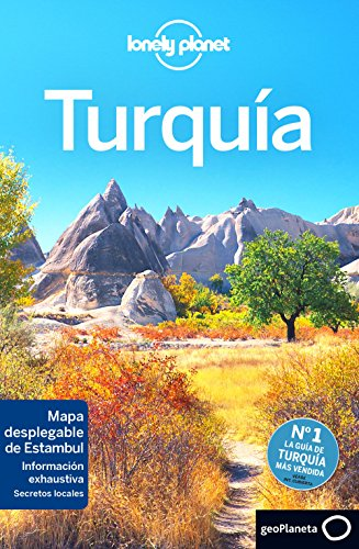 Turquía 8 (Guías de País Lonely Planet) por James Bainbridge