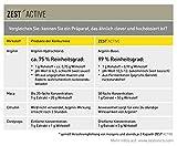zestonics zest'active L-Arginin plus Maca Extrakt (50:1) - 6
