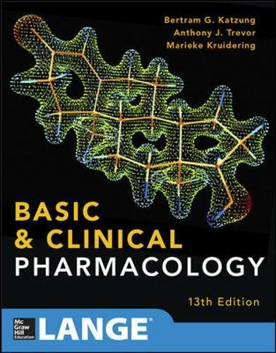 Basic and Clinical Pharmacology 13 E (A & L Lange Series)