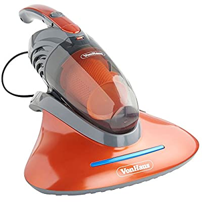 VonHaus 550W (MAX) UV Hand Held Vacuum Cleaner - For Carpets. Sofas. Pillows, Curtains, Mattresses produced by VonHaus - quick delivery from UK.