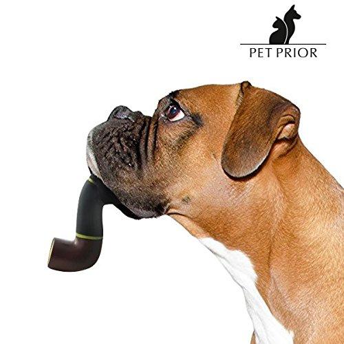 Giocattolo in gomma con suoni per cani comic pet prior (1000045877)