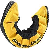 Sherwood calcetín de hockey sobre hielo Sher-Wood de patín Wood Pro Junior, unisex, Eishockey, amarillo, talla única