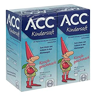 ACC Kindersaft, 200 ml Saft