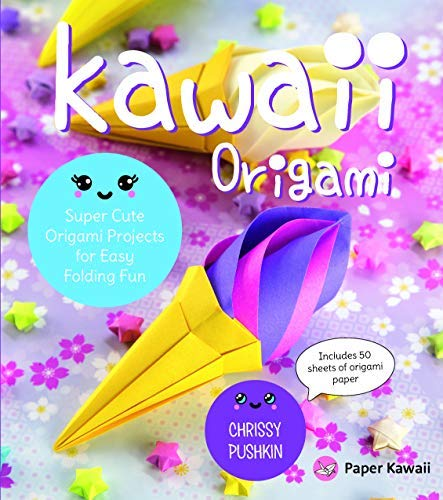 Kawaii Origami (English Edition)