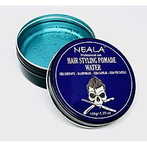 Cera para pelo de hombre – Neala Water (efecto mojado) 150ml