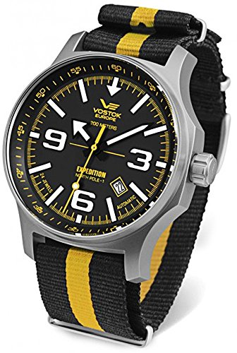 Montre Vostok Europe Expedition North Pole homme NH35A/5955196