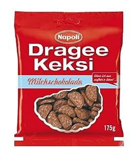 Napoli - Dragee Keksi - Milchschokolade - 175 g